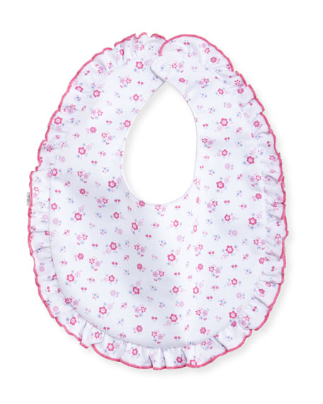 Kissy Kissy Autumn Breeze Pima Baby Bib