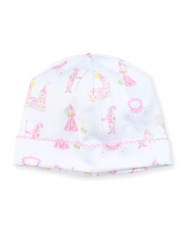 Enchanted Princess Pima Baby Hat