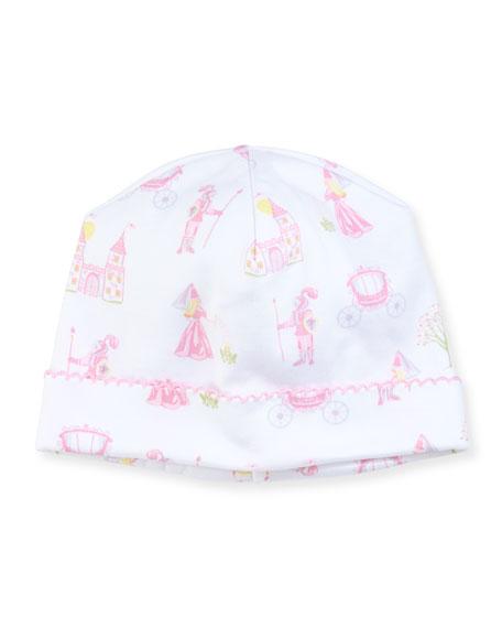 Kissy Kissy Enchanted Princess Pima Baby Hat