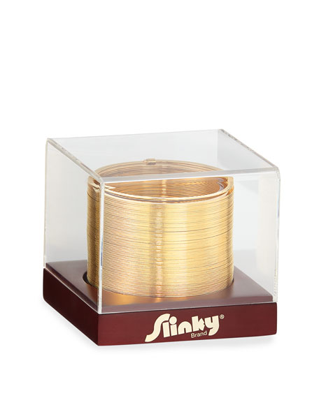 14K Gold-Plated Original Slinky