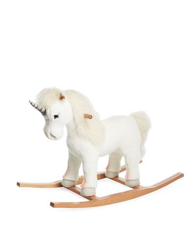 Starly Riding Unicorn