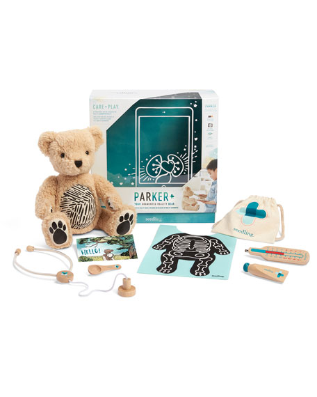 Parker Holiday Bear AR Sleep Set