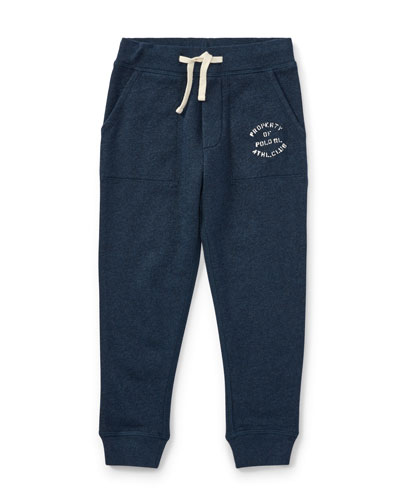 Lightweight Terry Sweatpants, Size 5-7