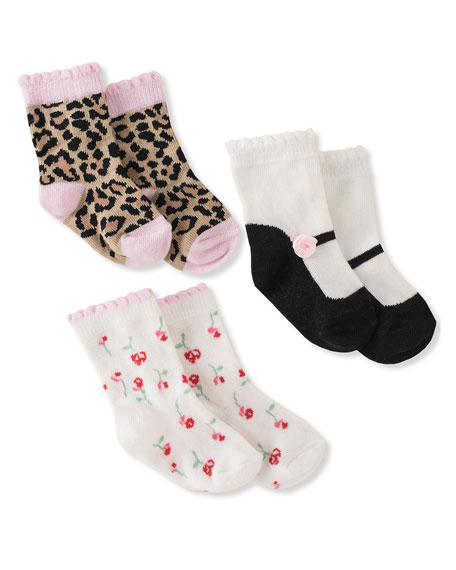 3-pack sock set