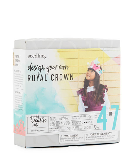 Design Your Own Crown Kit