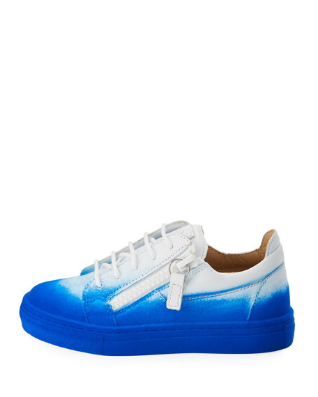 Smuggy Elettrico Ombre Low-Top Sneaker, Infant