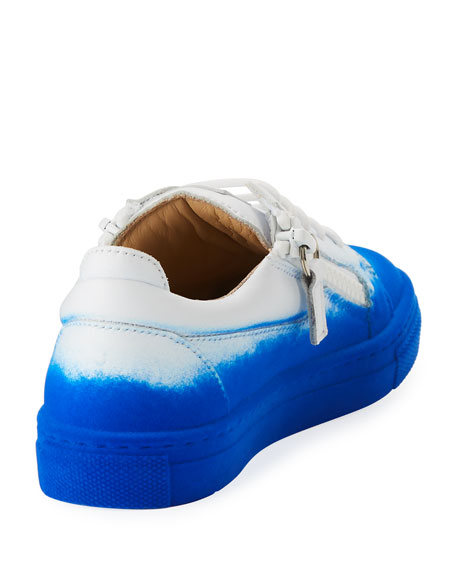Smuggy Elettrico Ombre Low-Top Sneakers, Toddler