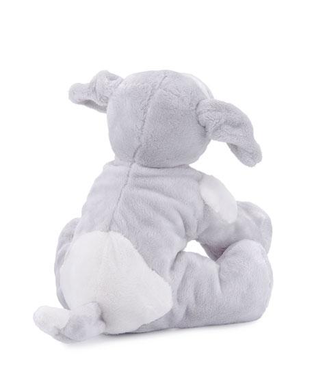 """Spunky Plush Puppy Stuffed Animal, 10"""""""