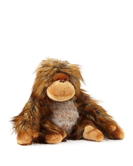 """Marley Orangutan Stuffed Animal, 14"""""""
