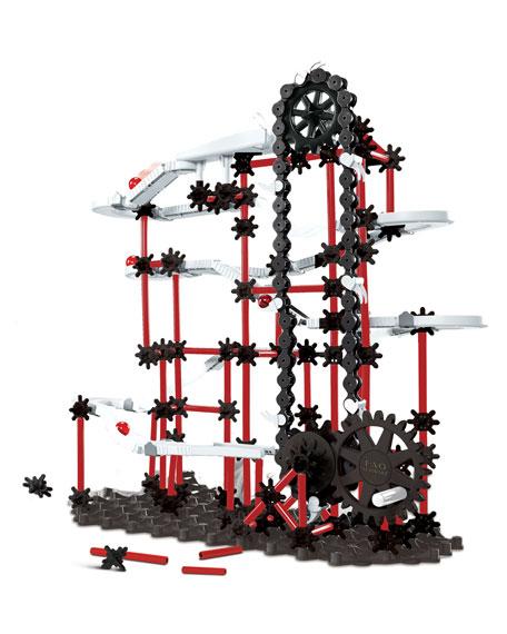 313-Piece Toy Marble Run
