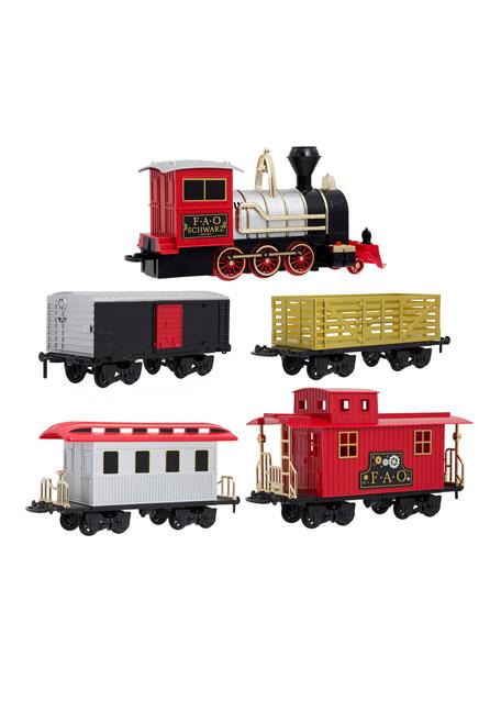 Premier Motorized Toy Train Set