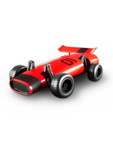 RC Classic Racer Toy