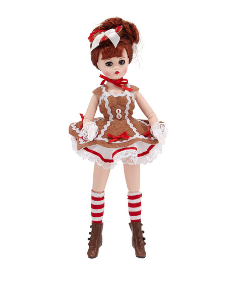 Gingerbread Cookie Doll