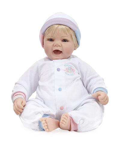 Sweet Baby Blonde Doll
