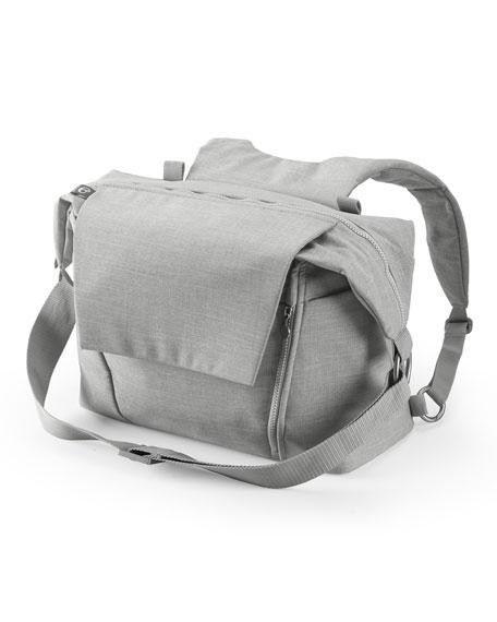 Changing Bag, Grey Melange