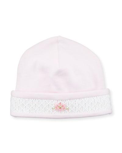 CLB Summer Medley Smocked Baby Hat