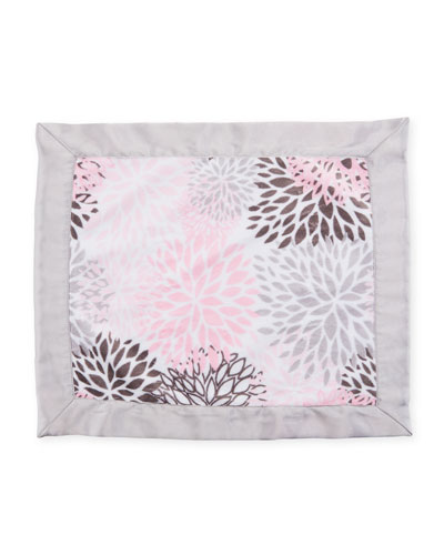 Blooms Security Blanket, Pink