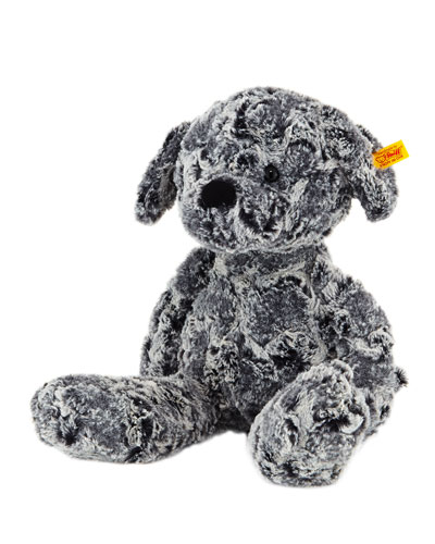 Large Taffy Dog, Mottled Grey