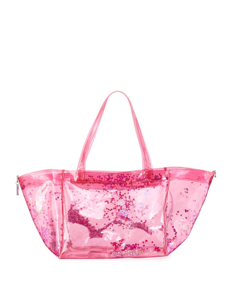 Bari Lynn Girls' Confetti Beach Bag