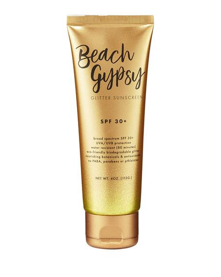 Sunshine & Glitter Beach Gypsy SPF 30+ Glitter