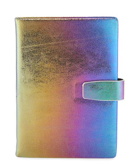 Girls' Galaxy Iridescent Notebook