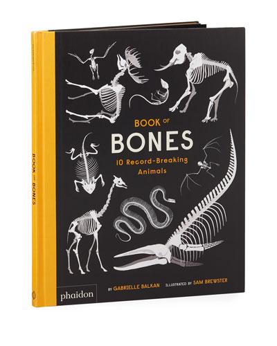 Book of Bones Children's Book