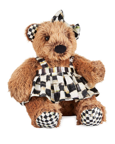Kenzie the Bear Stuffed Teddy Bear