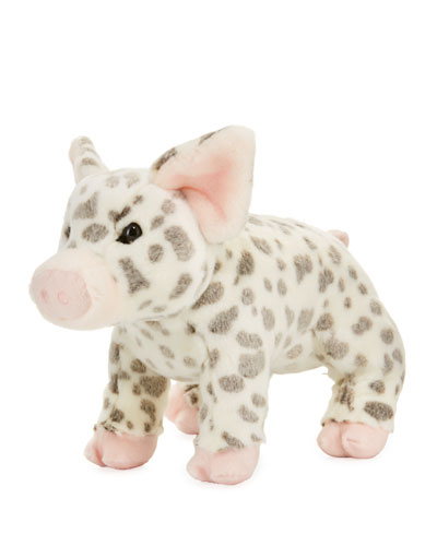 Pauline Spotted Pig Plush Toy  12
