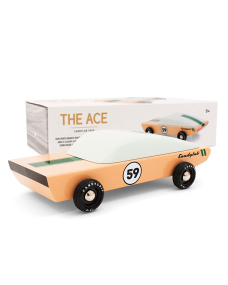 The Ace Toy Race Car