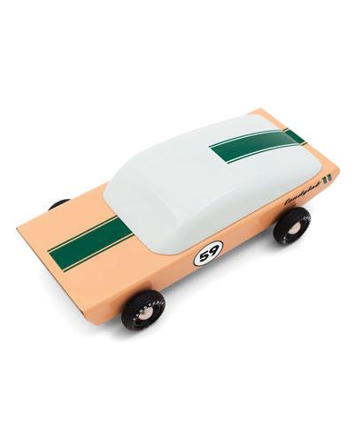 The Ace Toy Race Car