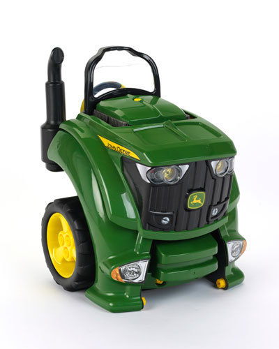 John Deere Tractor Engine Toy