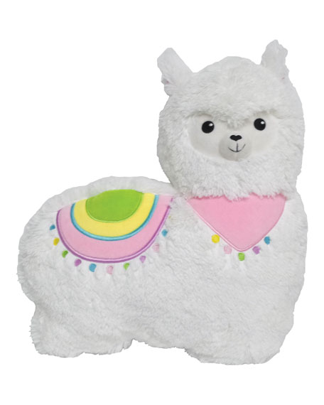 Kids' Mini Llama Scented Pillow