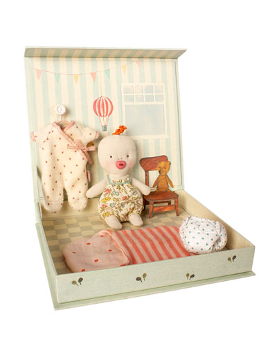 Baby Nursery Toy Set