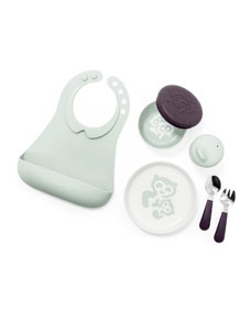 Baby's Munch Complete Dinnerware Set by Stokke