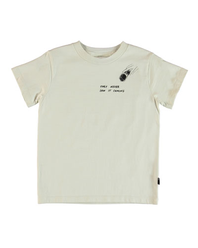 Road Dinosaur They Never Saw It Coming Tee  Size 2-12