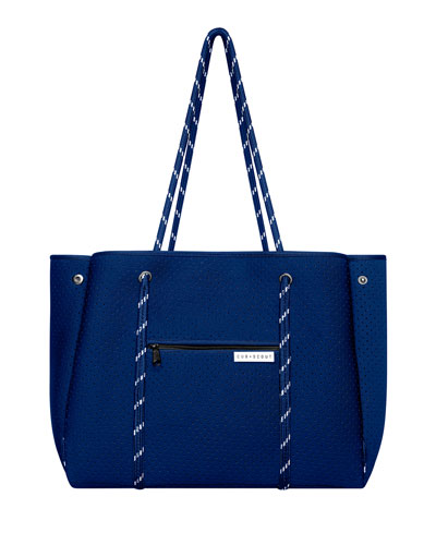 The Leader Carryall Diaper Bag  Navy Blue