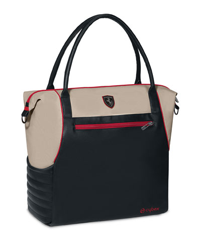 317db962760b Diaper Bags Collection   Leather-Trim Diaper Bags at Bergdorf Goodman