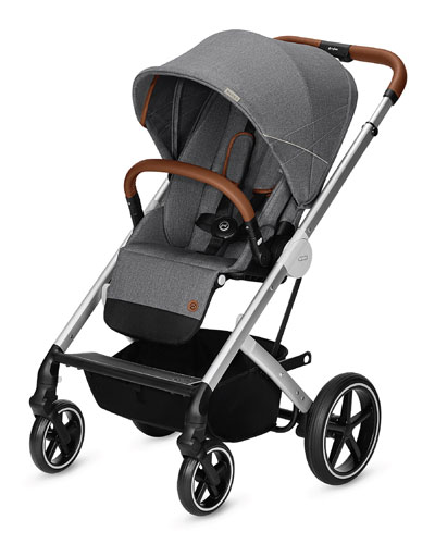 Balios S Stroller  Manhattan Grey