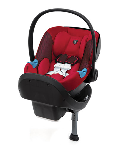 Aton M Ferrari Car Seat  Red