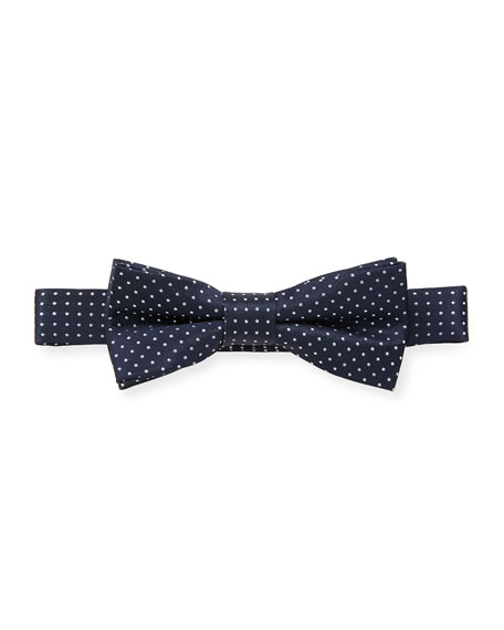 Appaman Boys' Polka-Dot Bow Tie