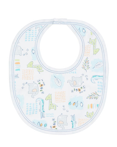 In The Jungle Pima Bib