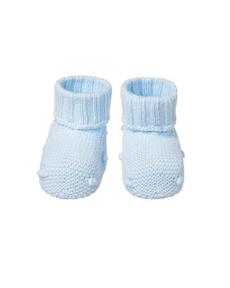 Pili Carrera Baby's Knit Booties