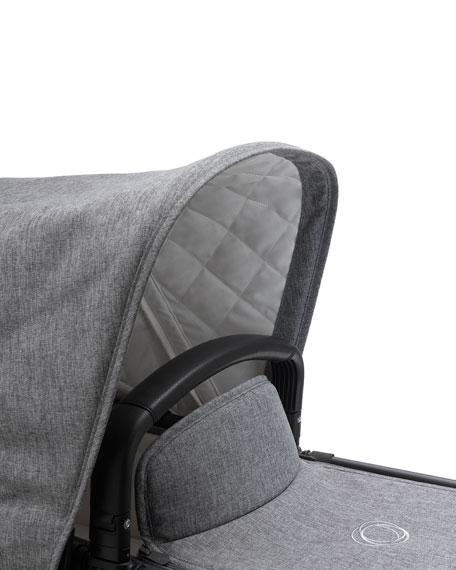 Cameleon 3 Plus Classic Stroller, Grey Melange