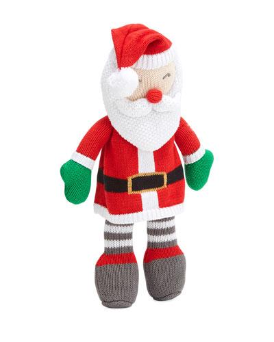 Knit Santa Plush Doll  14