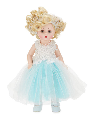Icy Elegance 8 Collectible Doll