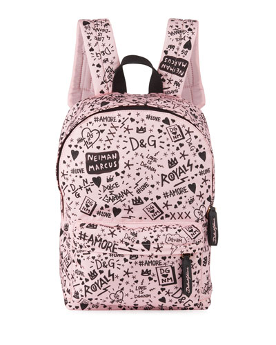 Kids' DG + NM Logo Backpack