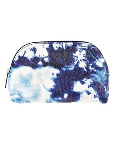 Kid's Tie Dye Cosmetic Bag