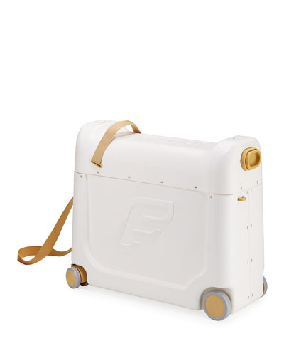 JETKIDS Bed Box Ride-On Suitcase