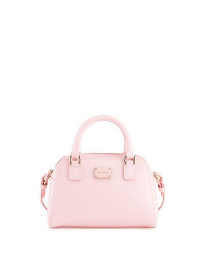 Girls' Top-Handle Bag with Shoulder Strap