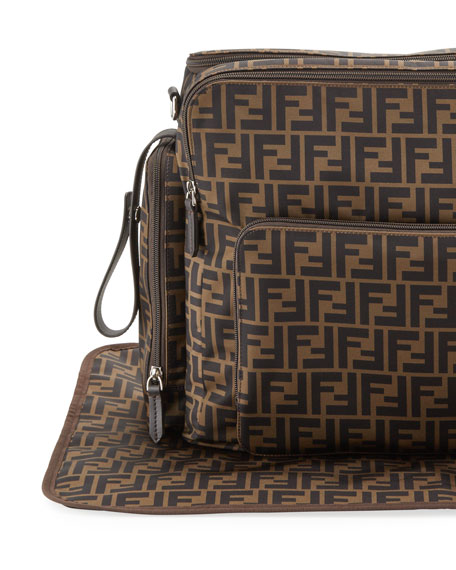 FF Logo Diaper Bag